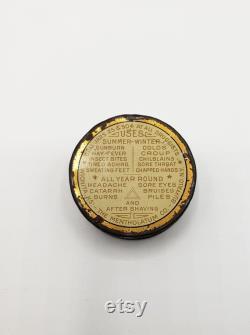 ART DECO tin box and ARMAND cold cream powder tin 1920s vintage vanity collectible tin boxes La Mode Art Deco Design Niggli Candy Tin,
