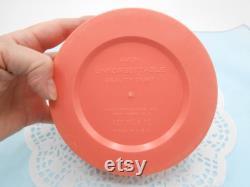 Avon Unforgettable Beauty Dust Container, Avon Unforgettable EMPTY Plastic Talcum Powder Box, Makeup Storage Container