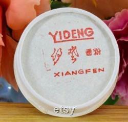Chinese Vintage Powder Box Art Guarantee Old Guarantee Authentic