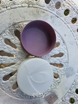 Perfume Dusting Powder Bowl, Jewellery or Trinket Box Vintage and Made in Australia