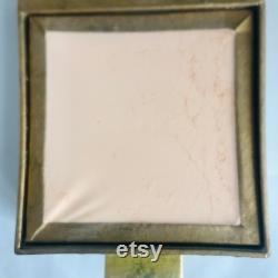 René Rambaud Face Powder Box RARE full sealed contents 1930s