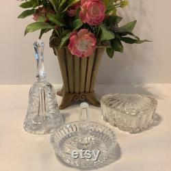 Romance Lead Crystal Vanity Set