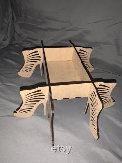 Small Storage Tray (High-Heels)