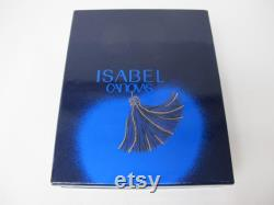 Spectacular Isabel Canovas powderer, new in its original packaging, collector