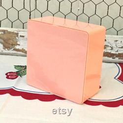 Vintage Powder Box Vanity Item