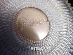 vintage powder box Poudresoie Paris